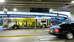 Hertz-bus-at-ohare